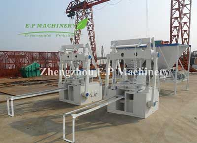 Beehive/Honeycomb-Briquette-Machine